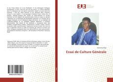 Bookcover of Essai de Culture Générale