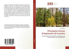 Bookcover of Principales formes d'expression de la prière