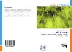 Borítókép a  Gil Student - hoz