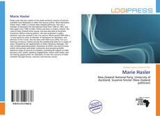 Buchcover von Marie Hasler