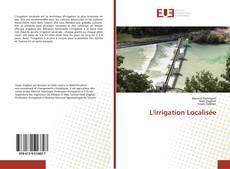 Bookcover of L'irrigation Localisée