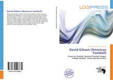 David Gibson (American Football) kitap kapağı