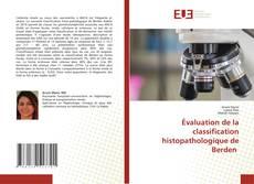 Copertina di Évaluation de la classification histopathologique de Berden
