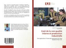 Capa do livro de Coût de la non-qualité interne et production industrielle