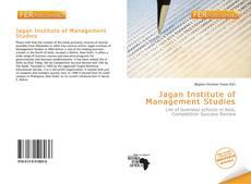 Buchcover von Jagan Institute of Management Studies