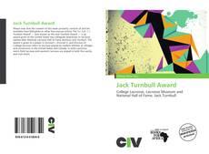 Capa do livro de Jack Turnbull Award