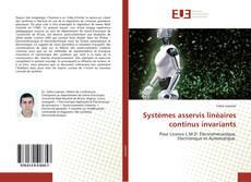 Couverture de Systèmes asservis linéaires continus invariants