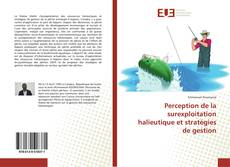 Perception de la surexploitation halieutique et stratégies de gestion kitap kapağı