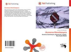 Обложка Acmena Hemilampra