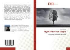 Buchcover von Psychanalyse et utopie