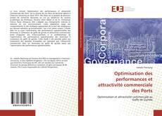 Buchcover von Optimisation des performances et attractivité commerciale des Ports