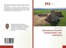 Buchcover von Biomasse et charbon (combustibles non-pétroliers)