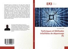 Techniques et Méthodes infaillibles de dépannage PC kitap kapağı