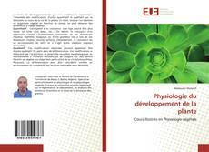 Bookcover of Physiologie du développement de la plante