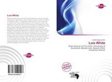 Lois White kitap kapağı