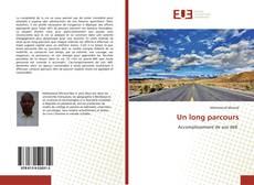 Bookcover of Un long parcours
