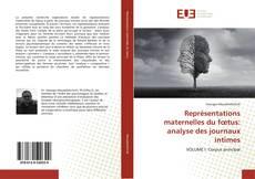Bookcover of Représentations maternelles du fœtus: analyse des journaux intimes