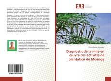 Bookcover of Diagnostic de la mise en œuvre des activités de plantation de Moringa