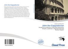 Buchcover von John the Cappadocian