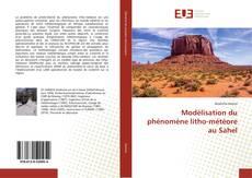Copertina di Modélisation du phénomène litho-météore au Sahel