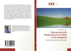Bookcover of Gouvernance de l'hydraulique en milieu rural sénégalais
