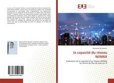 Capa do livro de la capacité du réseau WiMAX