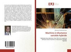 Buchcover von Machine à réluctance variable hybride