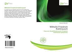 Bookcover of Wilhelm Friedrich Kohlrausch