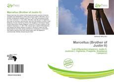 Capa do livro de Marcellus (Brother of Justin II)