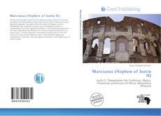 Обложка Marcianus (Nephew of Justin II)