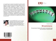 Couverture de M-commerce