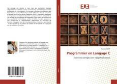 Programmer en Langage C kitap kapağı