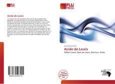 Portada del libro de Acide de Lewis