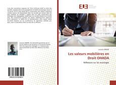 Buchcover von Les valeurs mobilières en Droit OHADA