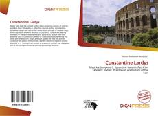 Bookcover of Constantine Lardys