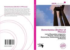 Bookcover of Domentziolus (Brother of Phocas)