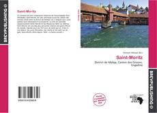 Couverture de Saint-Moritz