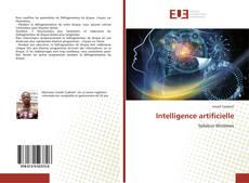 Couverture de Intelligence artificielle