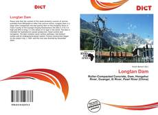 Bookcover of Longtan Dam