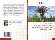 L'exploitation didactique de la séquence de film en classe de F.L.E. kitap kapağı