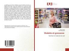 Portada del libro de Diabète et grossesse