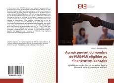 Обложка Accroissement du nombre de PME/PMI éligibles au financement bancaire