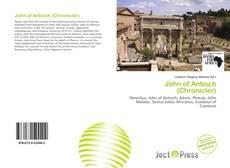 Buchcover von John of Antioch (Chronicler)
