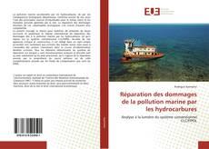 Bookcover of Réparation des dommages de la pollution marine par les hydrocarbures