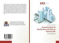 Capa do livro de Numérisation et Vérification de PLU au Format SIG