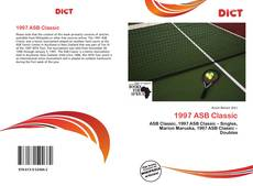 Bookcover of 1997 ASB Classic