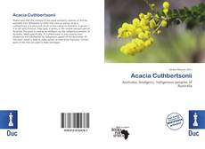 Bookcover of Acacia Cuthbertsonii