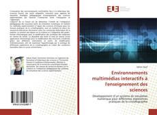 Bookcover of Environnements multimédias interactifs à l'enseignement des sciences