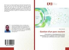 Bookcover of Gestion d'un parc roulant