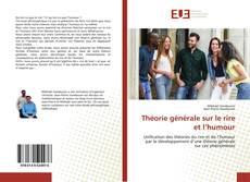 Bookcover of Théorie générale sur le rire et l'humour